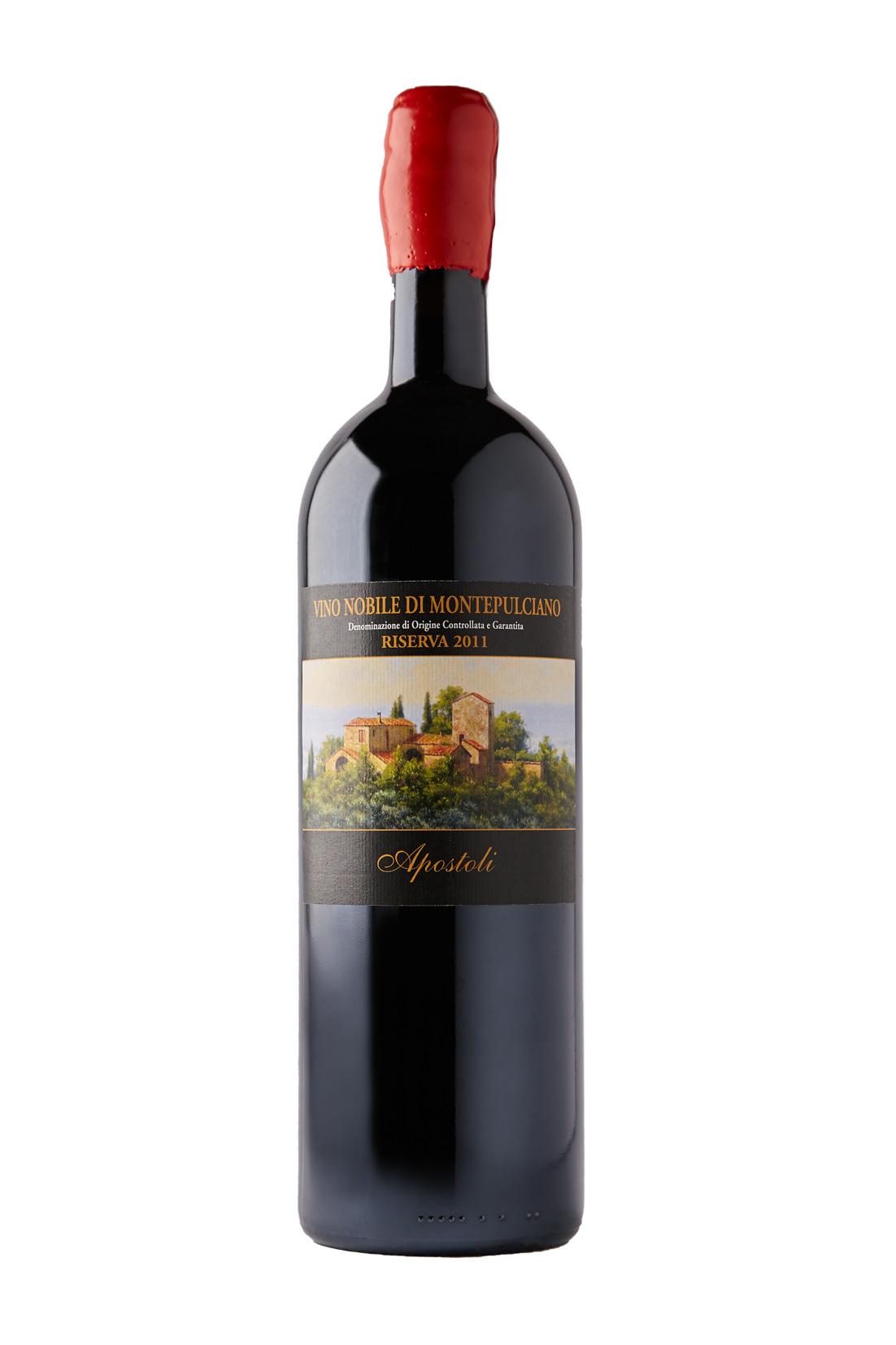 Magnumin viini Nobile di Montepulciano docg Riserva Apostoli 2012
